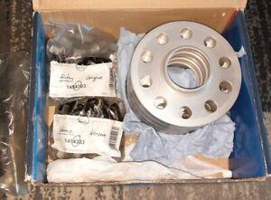H&R Spurverbreiterung TRAK + DR, vorne 30mm / hinten 40mm VW Polo 9N, ABE 90971
