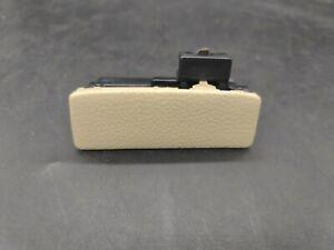 OEM Nissan 07-12 Versa Glove Box Latch Lock Handle BEIGE