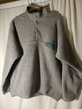 Men's PATAGONIA Synchilla Snap-T Fleece Pullover - XL - Gray