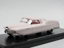 ESVAL MODELS - 1953 Studebaker Manta Ray restored Version light pink 1/43