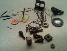 Lot Of Watchmaker's Misc Tools & Lathe Parts?