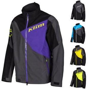 Klim PowerXross Mens Skiing Winter Coats Snowmobile Mountain Jacket
