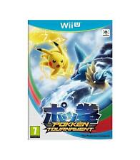 Juego Pokken Tournament (pokemon) - Nintendo Wii u