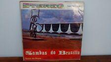 HEAR TURMA DA BOSSA LP SAMBAS DE BRASILIA VG BOSSA JAZZ BRAZIL TOM JOBIM BILLY B