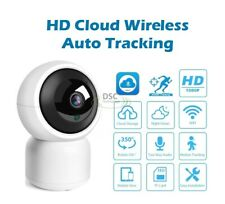 HD 1080P Intelligent Auto Tracking Home Security Surveillance Wifi Camera