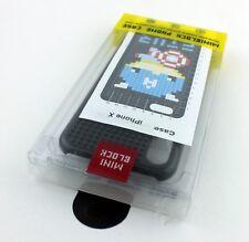 BLACK LEGO TOY BLOCKS HARD PLASTIC CASE COVER APPLE IPHONE X 10 CAPTAIN AMERICA