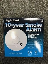 Kidde NightHawk™ NH10SM - 10 Year Smoke Alarm with Sealed Battery * FREE P&P