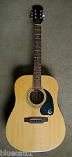 EPIPHONE ACOUSTIC GUITAR DR-100-N SIX-STRING RIGHT HANDED FROM ECLECTIC COOL
