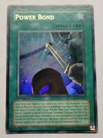 Yugioh Power Bond CRV-EN037 Ultra Rare 1st Edition Near Mint