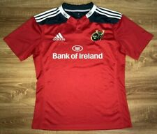 Munster Ireland rugby shirt size L