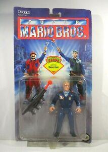 1993 ERTL Super Mario Bros. Movie KOOPA Action Figure (Brand New)