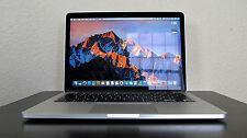 LOADED Early 2015 Retina Apple Macbook Pro 13  i5/ 8GB / 128 SSD Final Cut, CS6