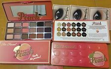 Too Faced✔18 Colours Sweet Peach ❤Eyeshadow Palette ✅ Top Quality 💙UK Seller