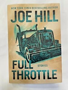 Full Throttle : Stories by Joe Hill (2019, Hardcover) (SIGNED)