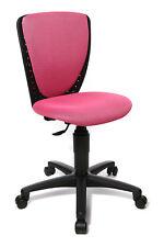 Kinderdrehstuhl Schreibtischstuhl Bürostuhl Topstar High S´cool 3 pink B-Ware
