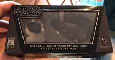 Star Wars Gentle Giant Episode III Clone Trooper Mini Bust AT-TE Accessory Pack