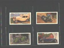 cigarette cards motor cars M.Gs 1981 full set