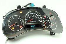 06 07 GMC Envoy Instrument Panel Cluster Speedometer 15140615 223k w/o DIC