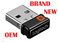 Receptor Logitech Unifying Mouse Inalámbrico USB Dongle PC Teclado 993-000439 Original Equipment Manufacturer