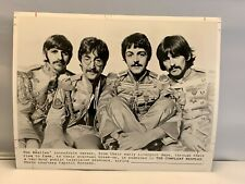 PBS B&W Photograph The Beatles early Liverpool days Capitol Records