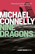 Nine Dragons Por Connelly, Michael Libro De Bolsillo 9781409155744 NUEVO