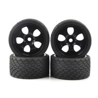4Pcs 17mm Hex 1:8 Bigfoot Tires and Wheel Tyres for TRAXXAS Monster Truck Car