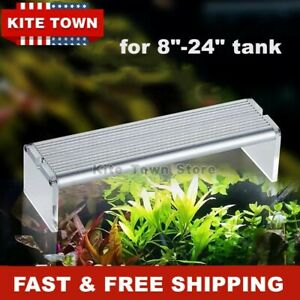 "New Chihiros A series Aquarium Plant Grow Fish Tank LED Light Bulbs 8"" to 24"" US"