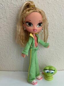 Girlz Bratz Kidz Kid Super Secret Lipgloss Laundromat Cloe Doll Original Clothes