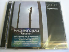 TANGERINE DREAM - RICOCHET - CD - NEU UND ORIGINAL VERPACKT!!!
