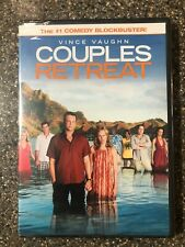 Couples Retreat DVD Vince Vaughn - New Factory Sealed - Free Shipping