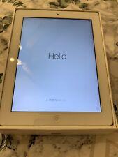 Apple iPad 3rd Gen. 64GB, Wi-Fi + Cellular (Unlocked), 9.7in - White