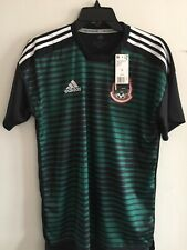 Adidas Mexico Parley Prematch Black Green Jersey 2018 Men's Size S Men's Only