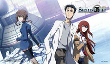 Steins;Gate Group Card Game Mat 24 x 14 inches Anime NEW
