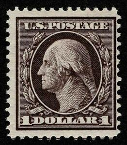 Scott#342 $2 President George Washington 1908 Mint H OG