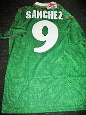 Authentic Hugo Sanchez Mexico Umbro 1994 Jersey Camiseta Shirt Real Madrid BNWT