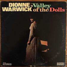 Dionne Warwick In Valley Of The Dolls Vinyl Lp Scepter Records Sps568 Very Good