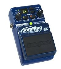 Digitech Jamman Solo Looper Phrase Sampler FX Effect Pedal for Guitar or Bass