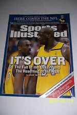 2004 Sports Illustrated LOS ANGELES Lakers KOBE Shaquille O'NEAL NewsStand N/Lab