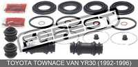 Cylinder Kit For Toyota Townace Van Yr30 (1992-1996)