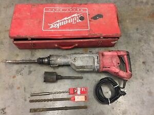 Milwaukee 5342-20 2 in. SDS-Max Rotary Hammer With Accessories