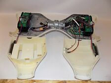 Balancing Scooter Parts Lot Motherboard, Gyro Sensors, Shell, Frame Light As Is