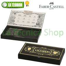 Faber Castell  LOTHAR VON FABER confanetto regalo matite pregiate graduate LIMIT