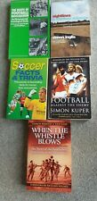 5 classic football books: mostly on history/sociology of the game