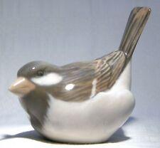 Royal COPENHAGEN UCCELLINO Figura 1081 Sparrow c.1967 A. NIELSEN