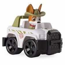 Paw Patrol Tracker Rescue Racers, Tracker Jungle Pup NWT