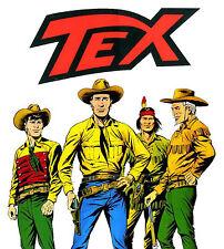 TEX WILLER - COMPLETA N. 1/600 - AUTORIZZAZIONE 2926 DEL 02/05/1962 - BONELLI