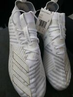 Mens Sz 10 Adidas Sz 10 (F97227) ADIZERO 8.0 PRIMEKNIT White Football cleats