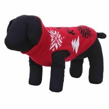 MERRY KNITWEAR RUKKA DOG CHRISTMAS JUMPER MEDIUM
