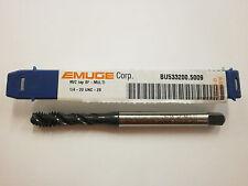 EMUGE 1/4-20 Spiral Flute MULTI-TAP 2B/3B High Performance Germany BU5332005009
