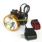 5W Power White LED Miner Light Headlight Mining Lamp For Hunting Camping Fishing